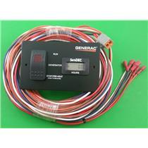 Generac Diesel Generator RV Remote Panel with Hour Meter 0061450