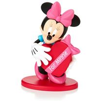 Hallmark Ornament 2015 A Year Of Disney Magic #7 - Sweets for the Sweet #QHA1028