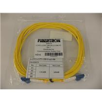 Communications Supply Corp 808079 FIBERTRON 5M Fiber Optic Cable - SEALED
