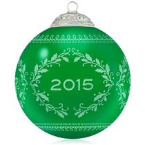Hallmark Keepsake Series Ornament 2015 Commemorative Christmas #3 - #QX9197-DB