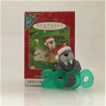 Hallmark Colorway Repaint Ornament 2000 Cool Decade #1 - Walrus - #QX6764C