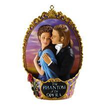 Carlton Ornament 2008 Phantom of the Opera #2 - All I Ask Of You - #CXOR106T-SDB