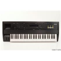 Ensoniq ASR-10 Advanced Sampling Recorder Keyboard SCSI w/ Case FOR PARTS #26312