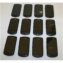 12x Verizon 4G LTE E6782 Kyocera Brigadier 16GB CLEAN IMEI CRACKED Smartphone