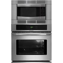 """NIB Frigidaire 30"""" Electric Wall Oven Microwave Combination SS"""