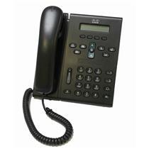 Cisco CP-6921-C-K9 Unified Ip Phone 6921 2 Line VoIP SCCP/SIP