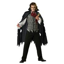 Incharacter Men's Vampire B. Slayed Adult Costume Size Medium