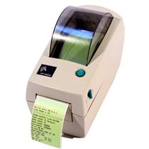 Zebra LP 2824 Direct Thermal Barcode Label Printer 2824-21100-0001 USB 203DPI