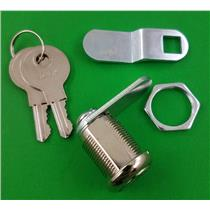 """Prime Products 18-3045 RV Trailer Storage 7/8"""" Compartment Door Lock with Key"""