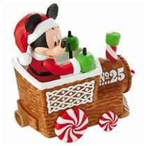 Hallmark Wireless Decor 2016 Mickey Mouse - Disney Christmas Express - #XKT2131