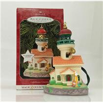 Hallmark Magic Series Ornament 1998 Lighthouse Greetings #2 - #QLX7536-SDB
