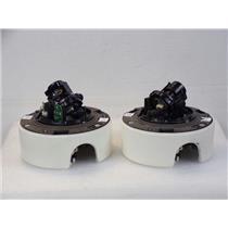 2 Bosch NWD 495V03 20P IP Flexidome Indoor Outdoor Vandal Proof Camera Parts