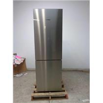 "BOSCH 800 24"" 10.0 cu.ft. Counter-Depth Refrigerator Stainless B10CB80NVS (3)"