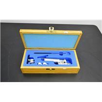 Sharplan 200mm 15211w/ Smoke Evacuation Laser Handpiece Silk Touch Lumenis