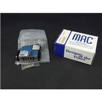 Mac Valves 83A-ADO-DM-DDAO-1BM9 Pneumatic Solenoid 4-Way