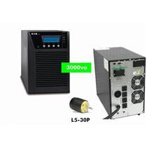 EATON PW9130L3000T-XL 2700W 120V 3000VA Tower UPS 103006430-6591 SUA3000XL REF