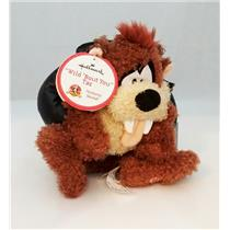 Hallmark Valentines Techno Plush 2011 Wild About You - Looney Tunes Taz #KID3131