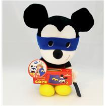 Hallmark Exclusive Disney Plush Mickey Mouse with Cape - #KID3143