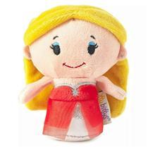 Hallmark Exclusive 2015 Itty Bitty's Plush Holiday Barbie - #KID3394
