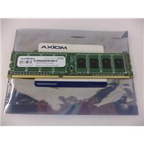 AXIOM 0A65729-AX 4GB DDR3-1600 NOC-ECC 240-PIN Memory Module