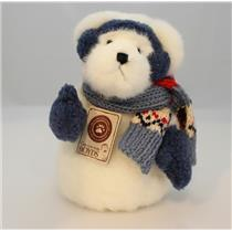Boyds Bears Plush 2002 Fritzle Farklefrost - T.J.'s Best Dressed - #904028