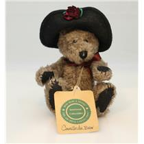 Boyds Bears Plush 1999 Camille Du Bear - The Archive Collection - #91804