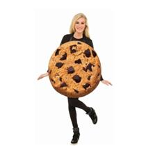 Chocolate Chip Cookie Adult Unisex Costume Tunic Standard Size