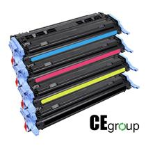 NEW Genuine HP 4500 4550 Toner Set CMYK C4191A C4192A C4193A C4194A [56]