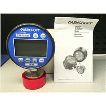 Ashcroft Digital Pressure Gauge 100 PSI 0.75% Full Scale 302032SD15L100 NEW [54]