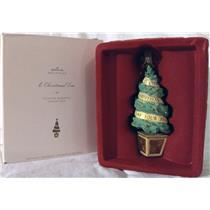 Hallmark Keepsake Ornament 2006 - O Christmas Tree - Yuletide Harmony #QP1126-DB