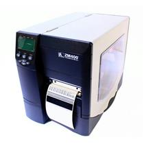 Zebra ZM400 ZM400-3001-0100T Thermal Barcode Label Printer USB Network 300DPI