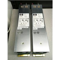 Lot (2) HP PS-3381-1C1 400W Power Supply 194989-002 313299-001 [54]