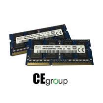 Hynix Laptop RAM 16GB Kit (8GB x2) DDR3 1600MHz PC3 12800 HMT41GS6MFR8C [56]