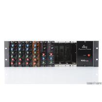 DBX 900 Series Rack w/ 4 DBX 905 Equalizers & 2 Compressor Modules 900A #28323