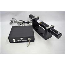 JDS Uniphase 1125P 1202-1 Laser Pwr Supply & Keys Caliper LabChip 3000