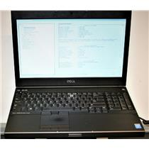 Dell Precision M4800 Core i7 4800MQ 2.7GHz 8GB 320GB AMD FirePro M5100 Laptop