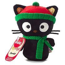 Hallmark 2016 Christmas Itty Bitty's Plush Chococat - Hello Kitty - #KDD1089