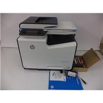 HP D3Q21A#B1H PageWide Pro 577dw All-in-One Inkjet Printer (15-PAGES)