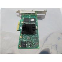 Dell 540-BBDS 0NWK2 I350-T4 Quad Port PCI-E 2.1 X4 Ethernet Server Adapter