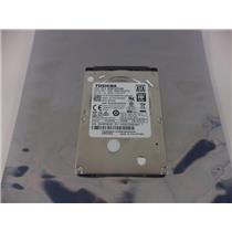 """Dell XTDVD TOSHIBA MQ01ACF050 500GB 7.2K RPM SATA 9.5mm 2.5"""" Hard Drive"""