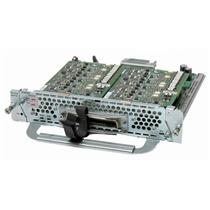 Cisco SM-NM-ADPTR with EVM-HD-8FX/DID with 2x EM-HDA-6FXO Voice and Fax Module