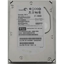 "Seagate Cheetah ST3146855SS 9Z2066-031 146GB 15K.5 3Gbps SAS 3.5"" HDD 16MB"