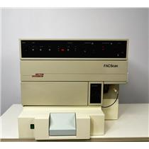 Becton Dickinson FACScan Flow Cytometer Cell Analysis