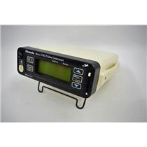 Ohmeda Biox 3740 Pulse Oximeter S/N:FMQU02461 15.5V