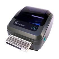 Zebra GK420D GK42-202590-000 Direct Thermal Barcode Label Printer USB 203DPI