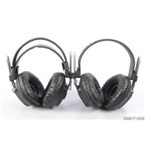 "2 Fostex T40 RP T40RP Stereo Headphones 1/4"" TRS #29338"