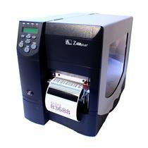 Zebra Z4M Plus Z4M00-2001-3020 Thermal Barcode Label Printer Network Peeler