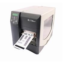 Zebra Z4M Z4M00-1011-3000 Thermal Barcode Label Printer Peeler Parallel 300DPI