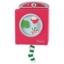 Hallmark Miniature Magic Ornament 2017 Santa's Merry Machine - #QXM8572