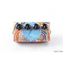 2007 ZVEX Box of Rock Distortion Guitar Effect Pedal Custom Paint Job #29590